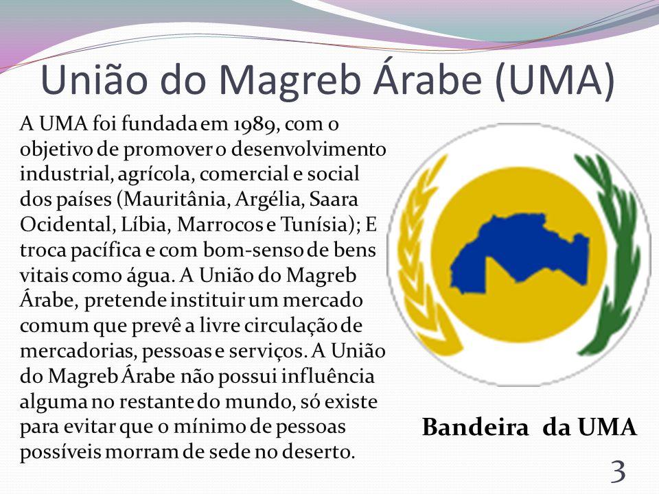 União do Magreb Árabe (UMA)