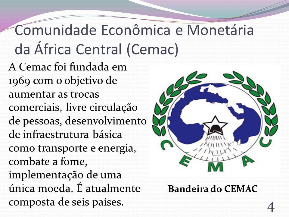Comunidade Econômica e Monetária da África Central (Cemac)
