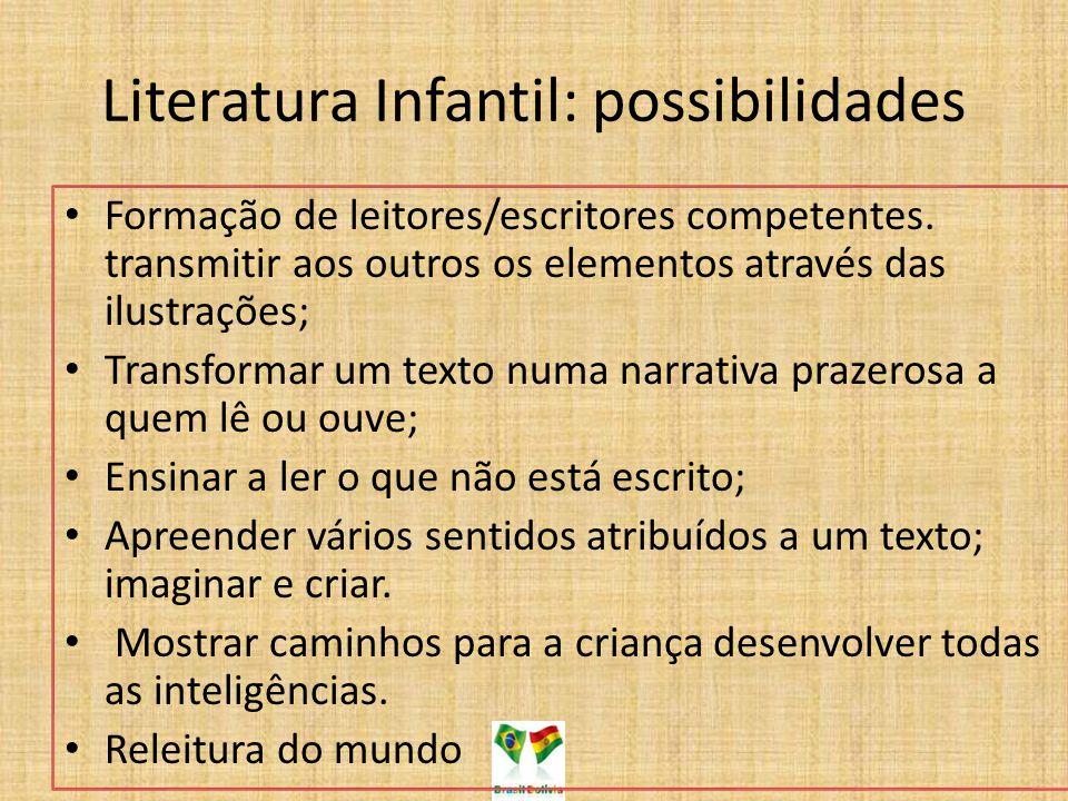 Literatura Infantil: possibilidades