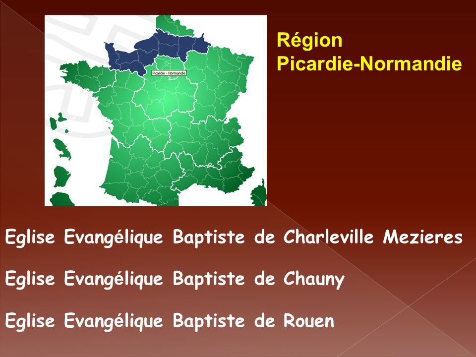 Région Picardie-Normandie