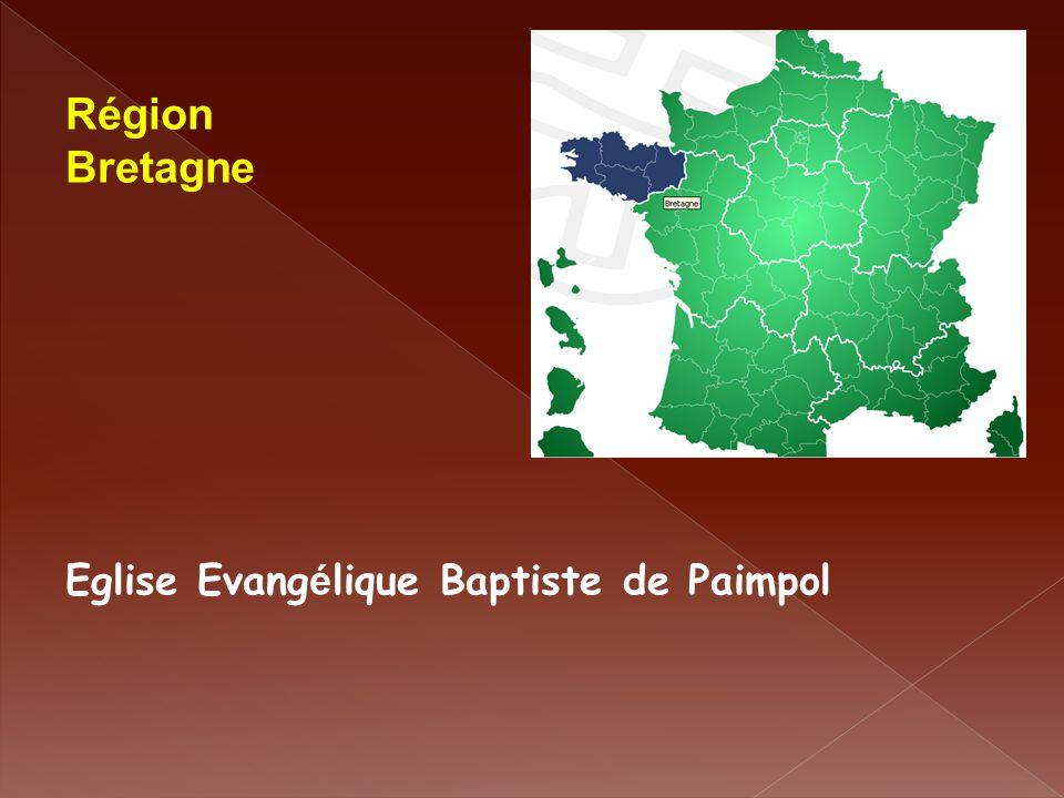 Région Bretagne Eglise Evangélique Baptiste de Paimpol