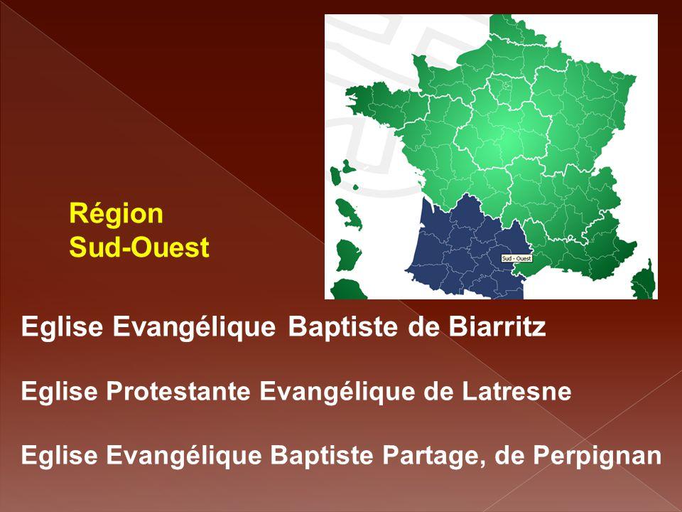 Eglise Evangélique Baptiste de Biarritz