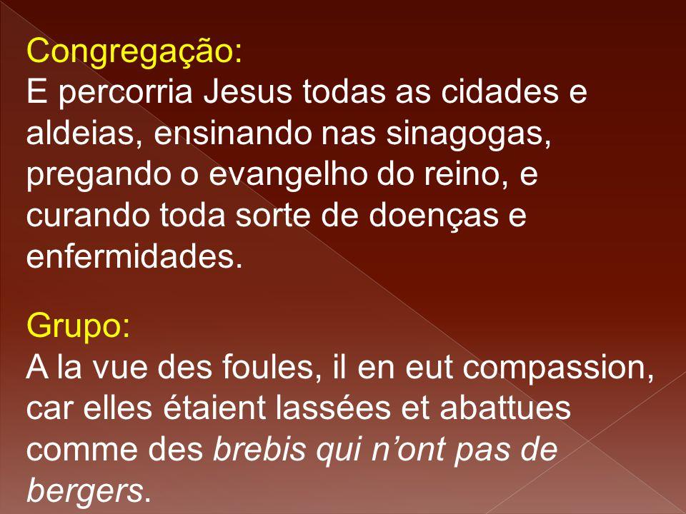 Congregação: