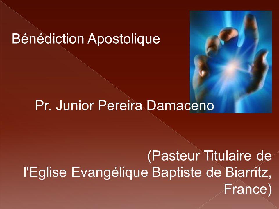 Bénédiction Apostolique
