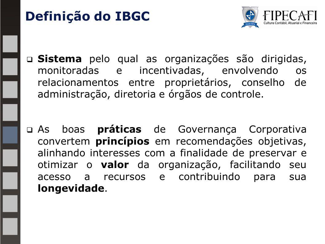 Definição do IBGC