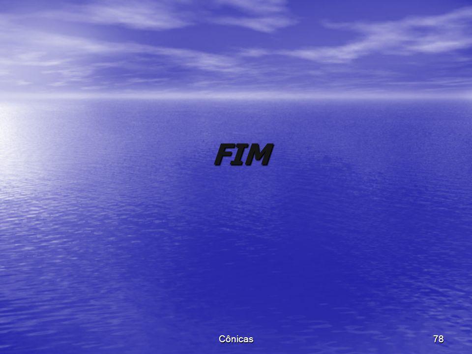 FIM Cônicas