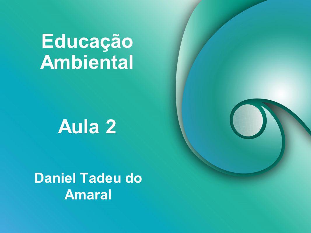 Educação Ambiental Aula 2