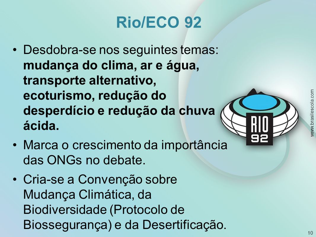Rio/ECO 92