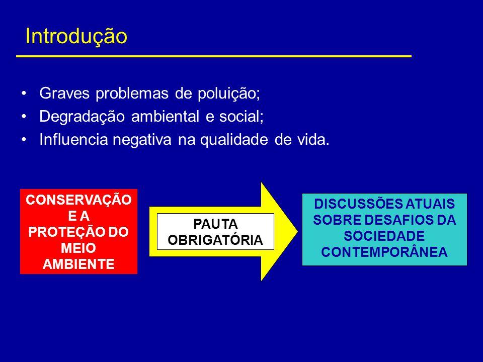DISCUSSÕES ATUAIS SOBRE DESAFIOS DA SOCIEDADE CONTEMPORÂNEA