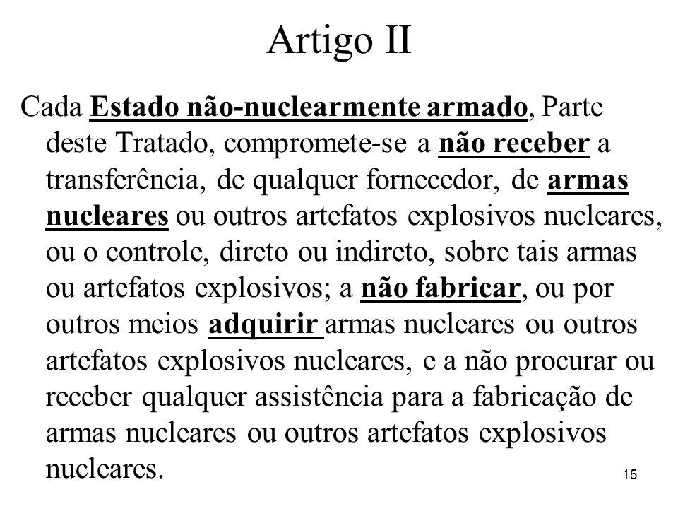 Artigo II