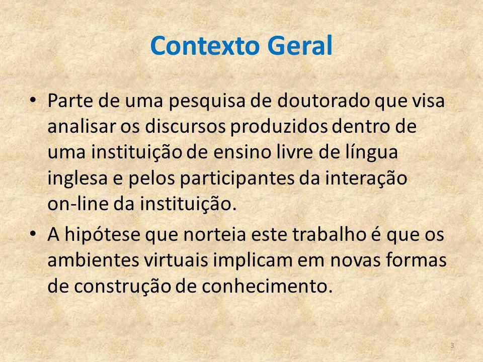 Contexto Geral