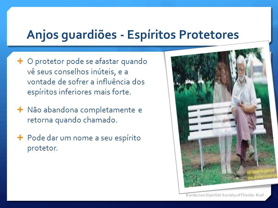 Anjos guardiões - Espíritos Protetores