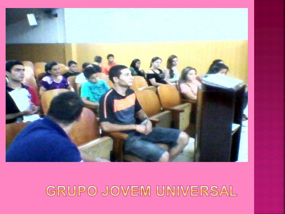 Grupo Jovem Universal