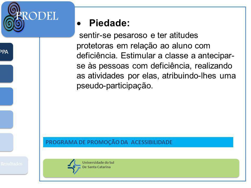 PRODEL Piedade: