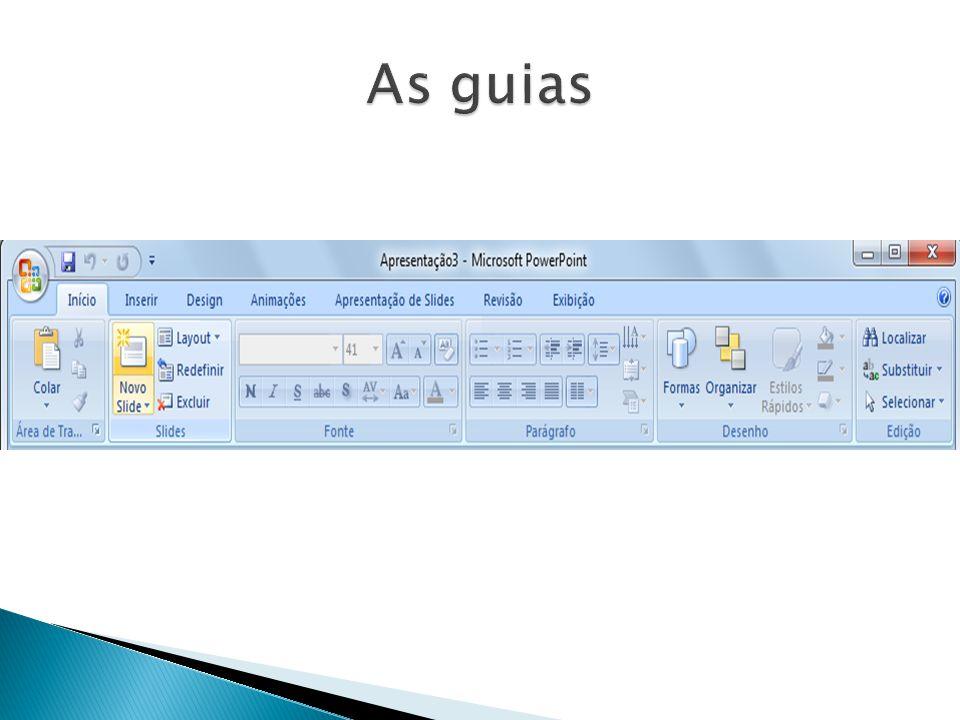 As guias