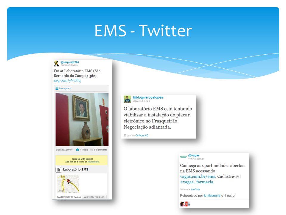 EMS - Twitter