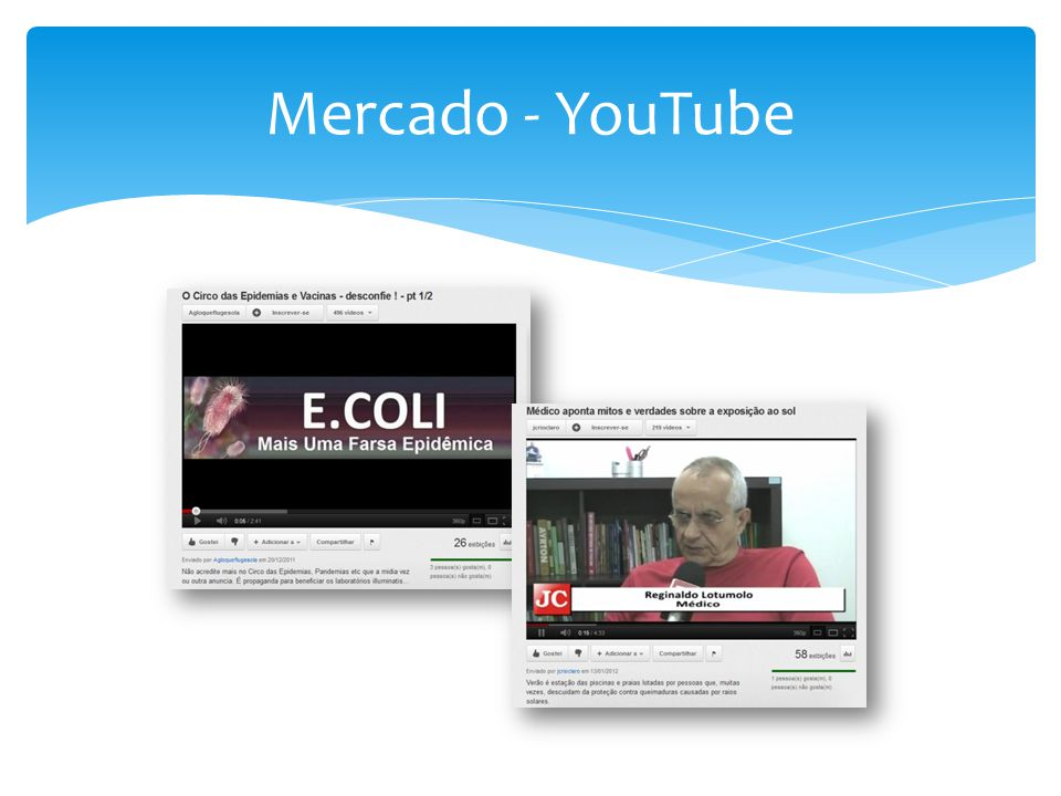 Mercado - YouTube