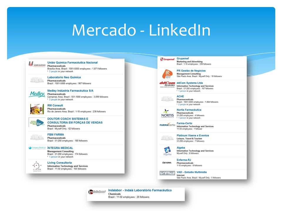 Mercado - LinkedIn