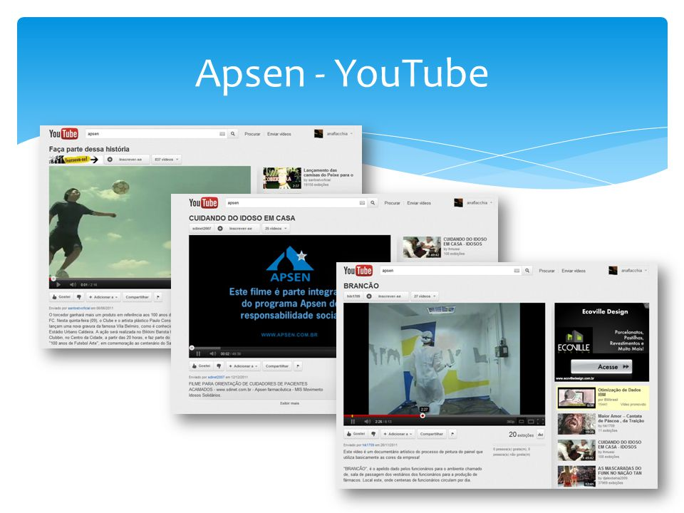 Apsen - YouTube