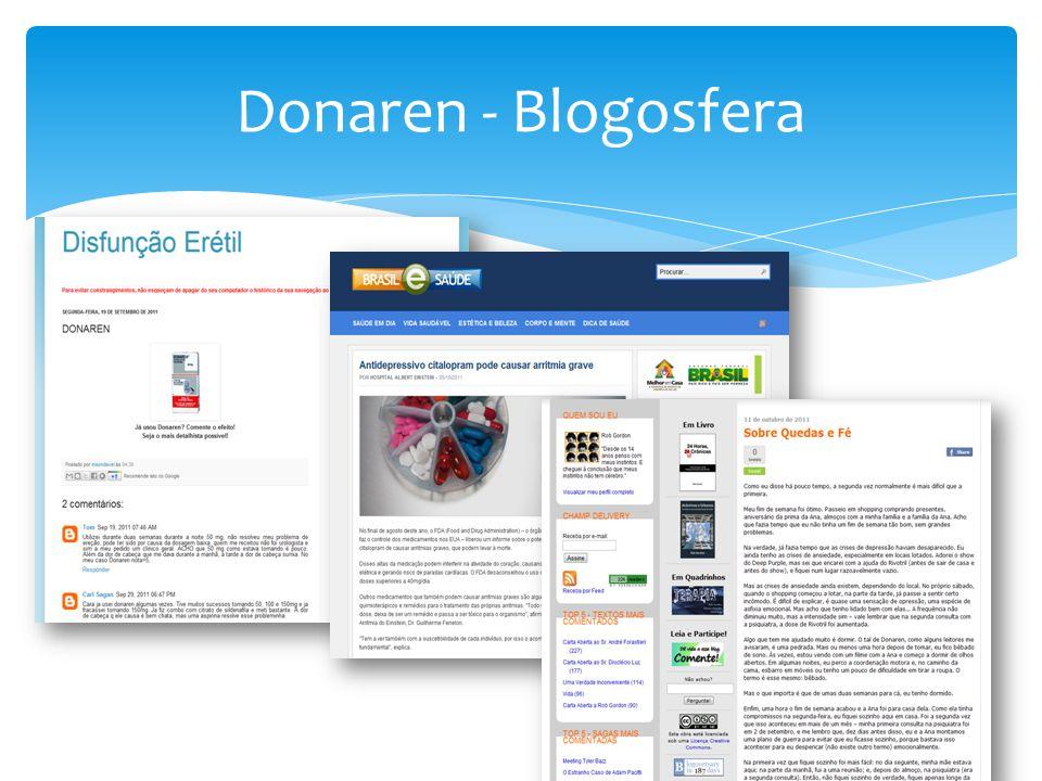 Donaren - Blogosfera