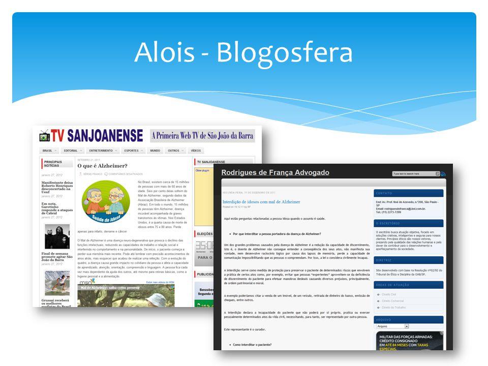 Alois - Blogosfera