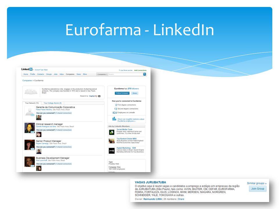 Eurofarma - LinkedIn