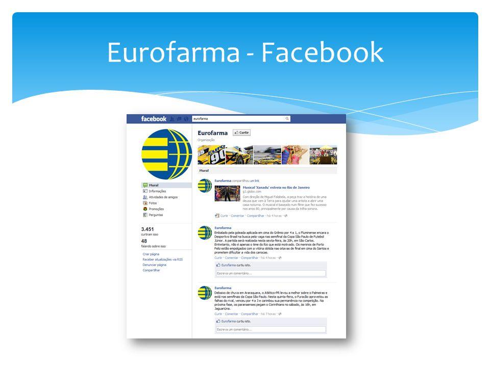 Eurofarma - Facebook