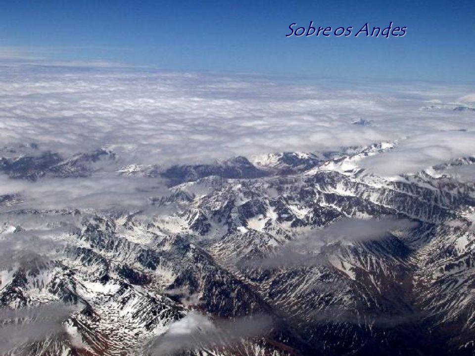 Sobre os Andes