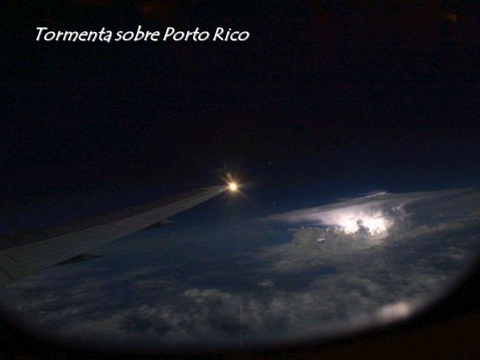 Tormenta sobre Porto Rico
