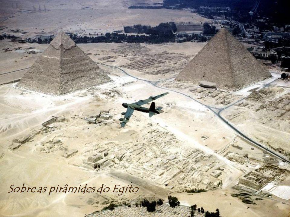 Sobre as pirâmides do Egito