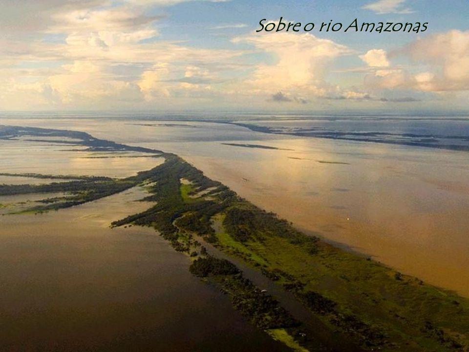Sobre o rio Amazonas