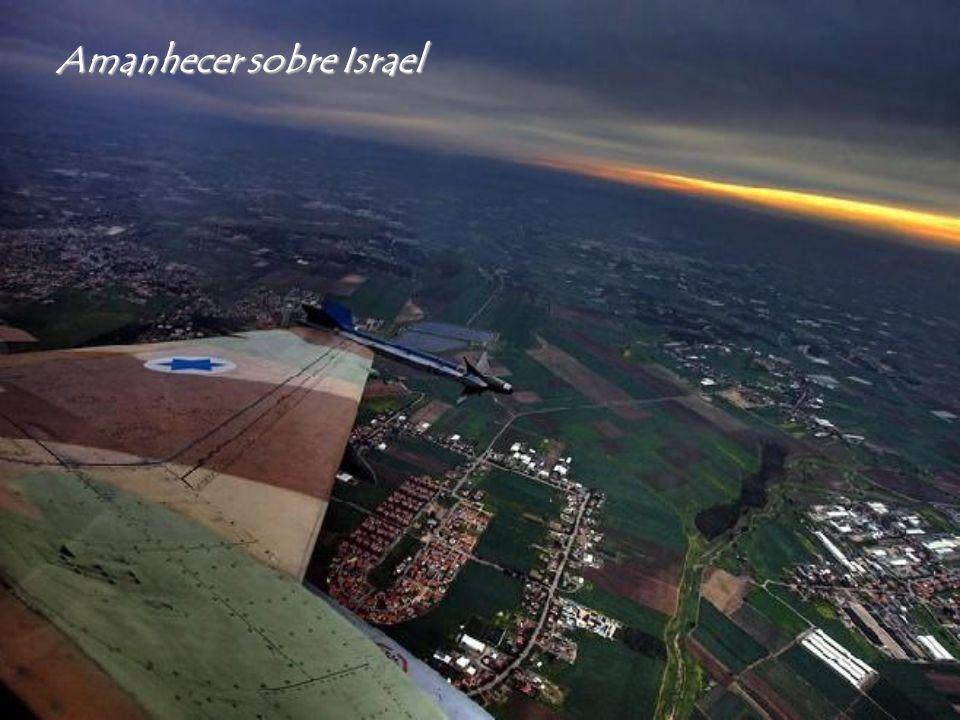 Amanhecer sobre Israel