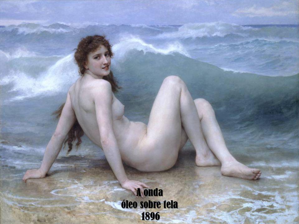 A onda óleo sobre tela 1896