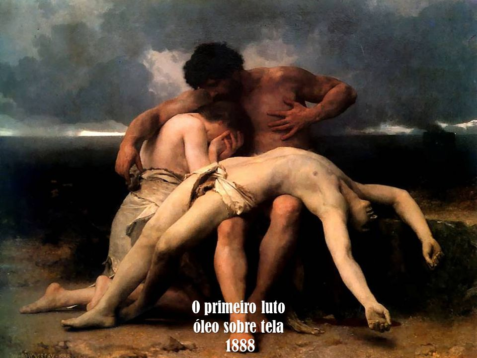 O primeiro luto óleo sobre tela 1888