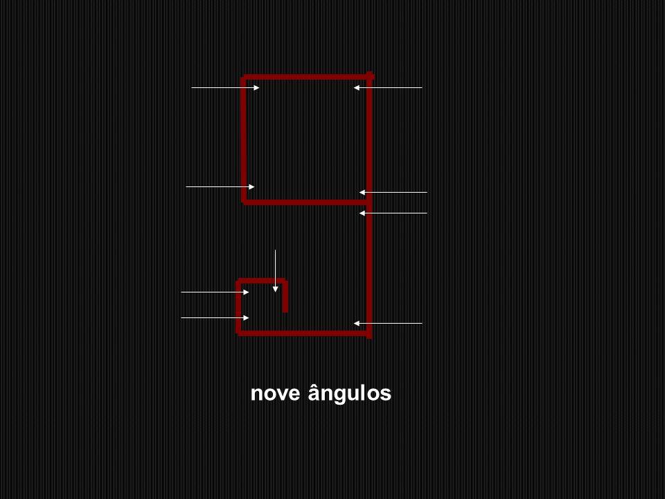 nove ângulos