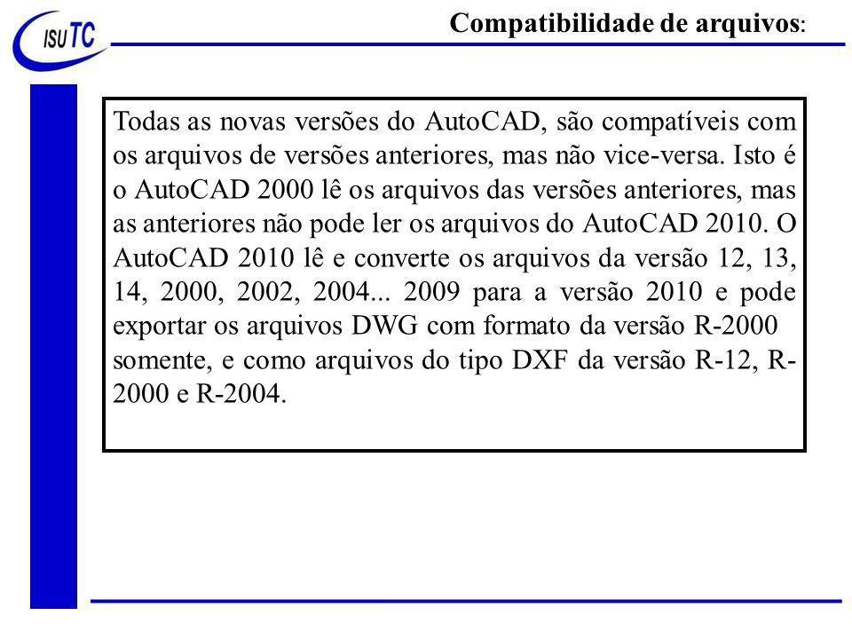 Compatibilidade de arquivos: