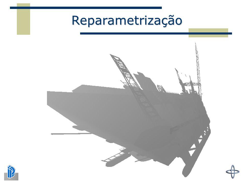 Reparametrização