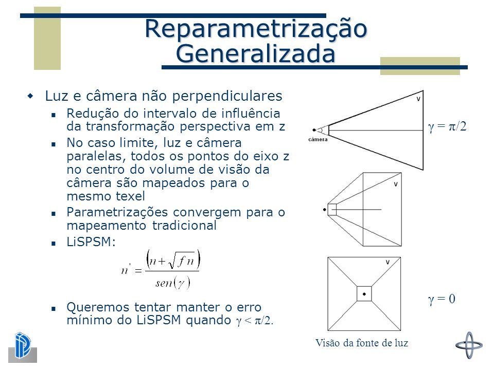 Reparametrização Generalizada