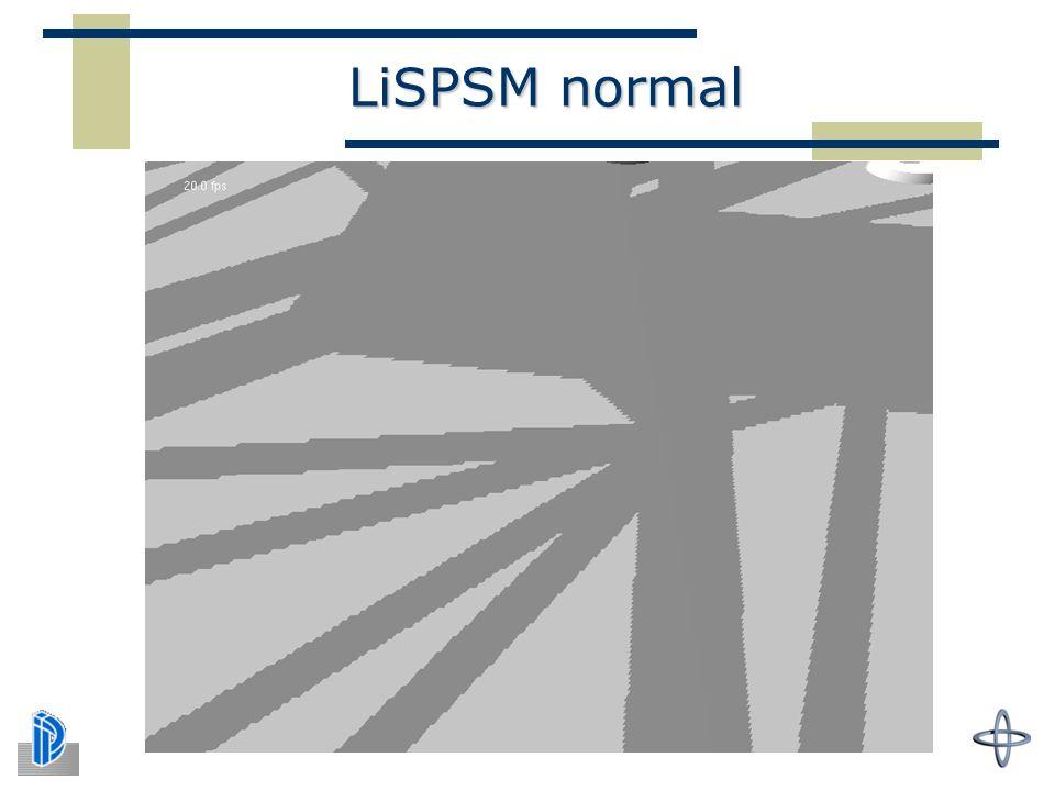 LiSPSM normal