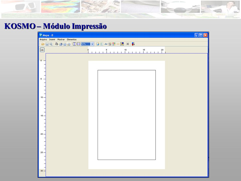 KOSMO – Módulo Impressão