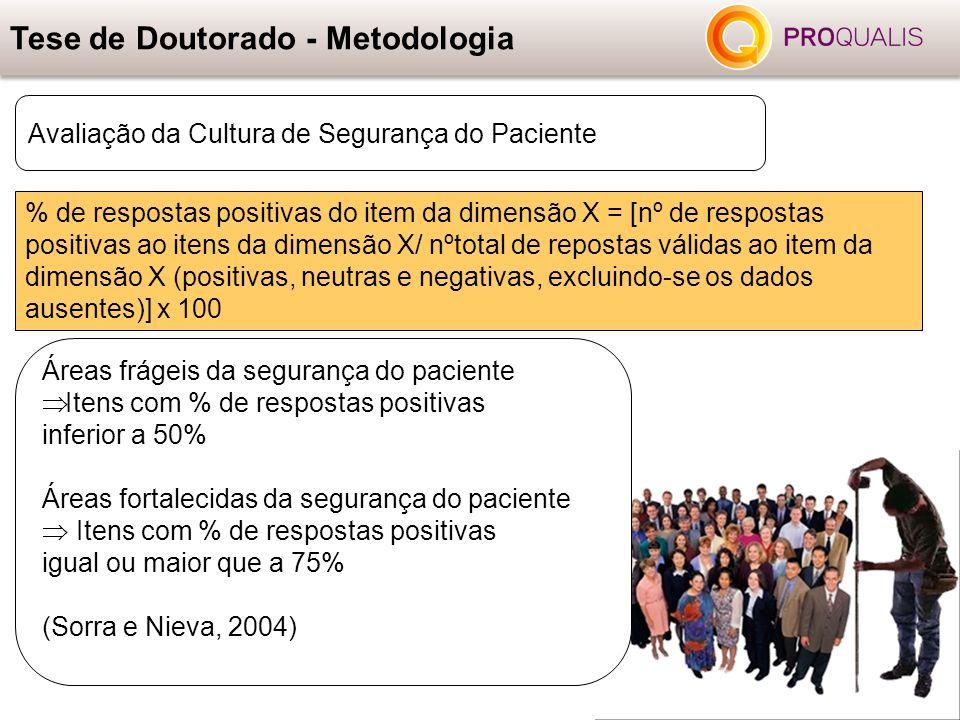 Tese de Doutorado - Metodologia