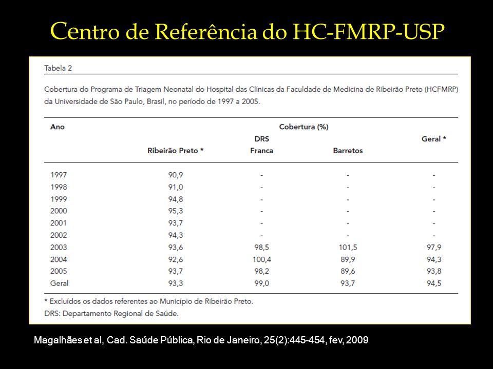 Centro de Referência do HC-FMRP-USP