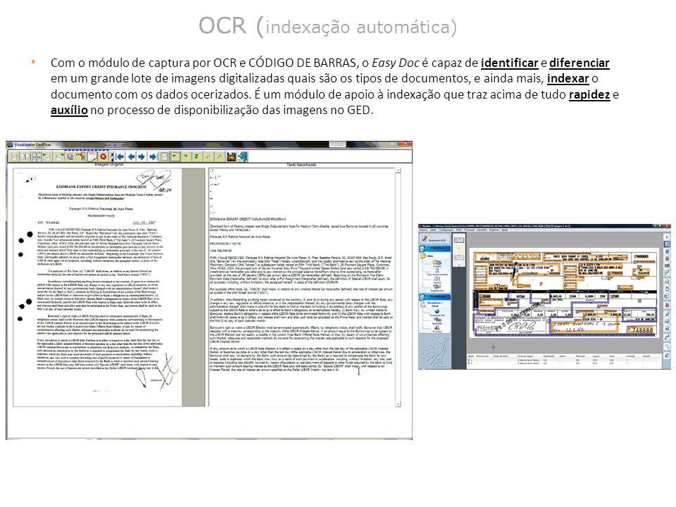 OCR (indexação automática)