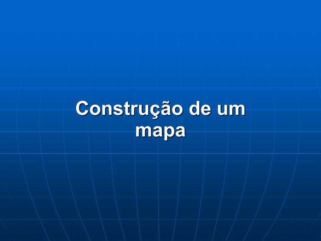 Construção de um mapa