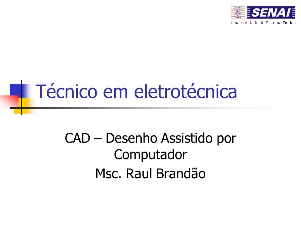 Técnico em eletrotécnica