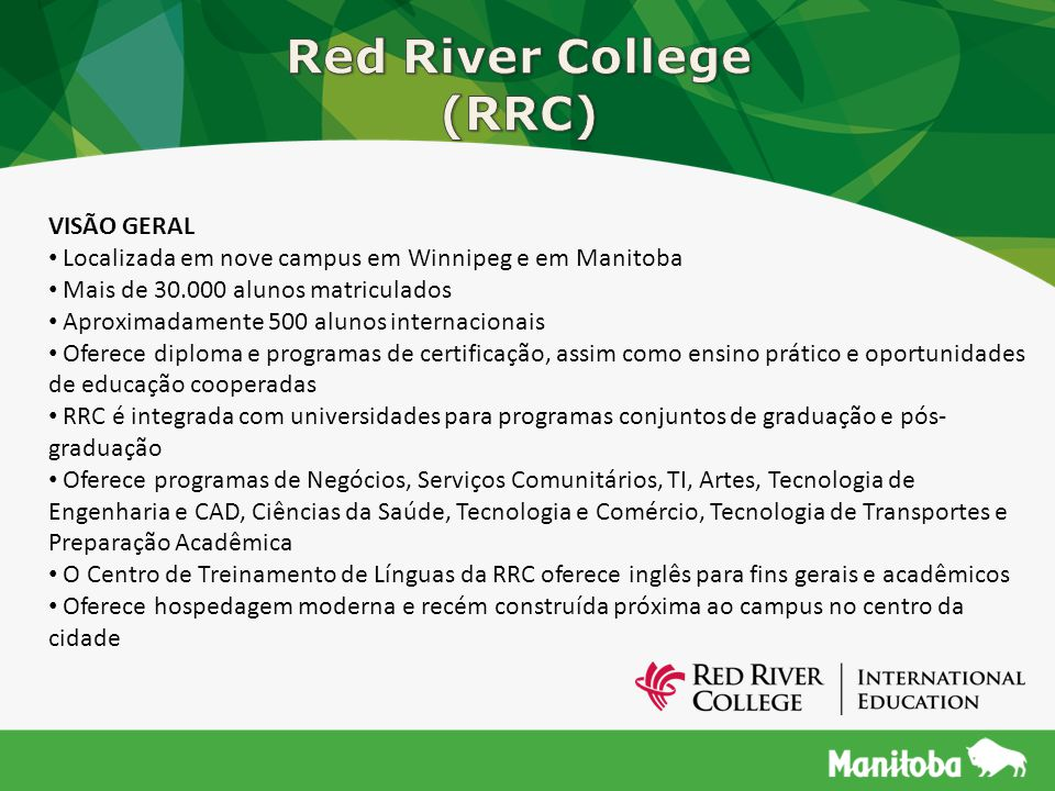 Red River College (RRC)