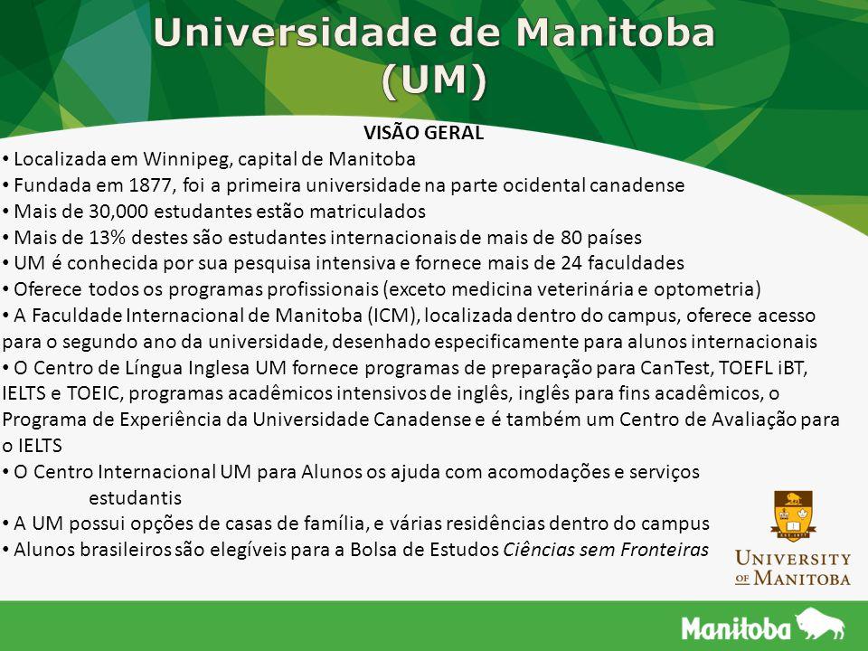 Universidade de Manitoba