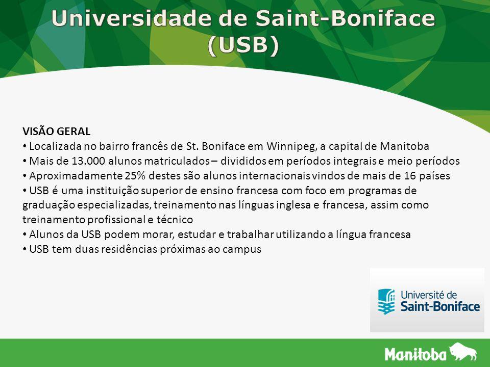 Universidade de Saint-Boniface