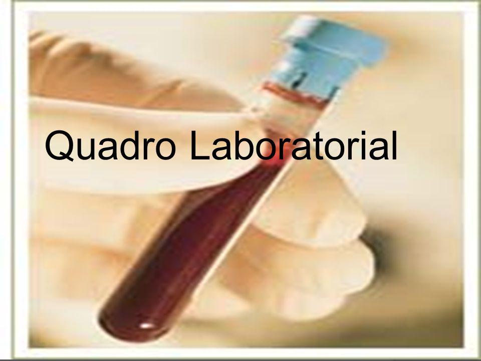 Quadro Laboratorial