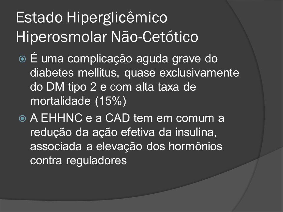 Estado Hiperglicêmico Hiperosmolar Não-Cetótico